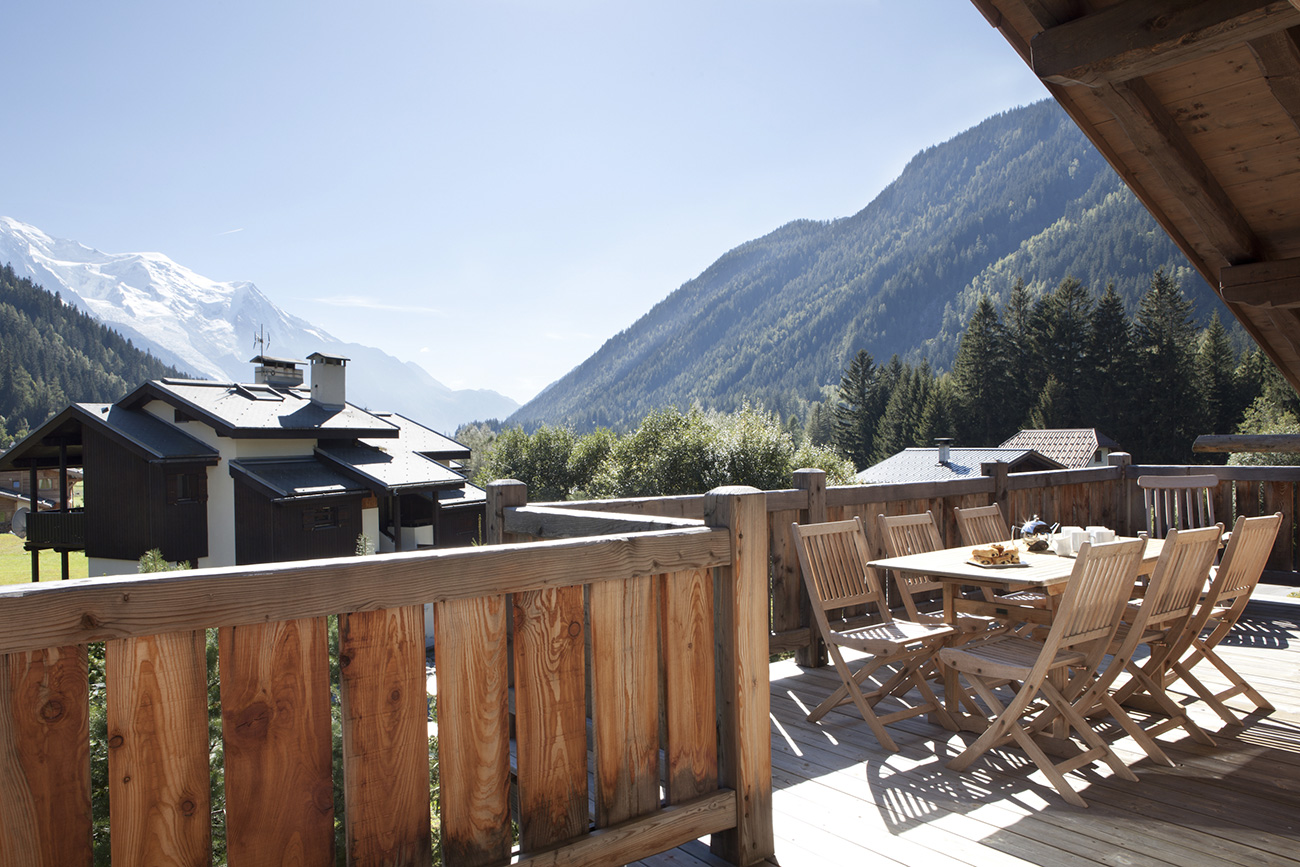 Mont Blanc Chamonix Abain