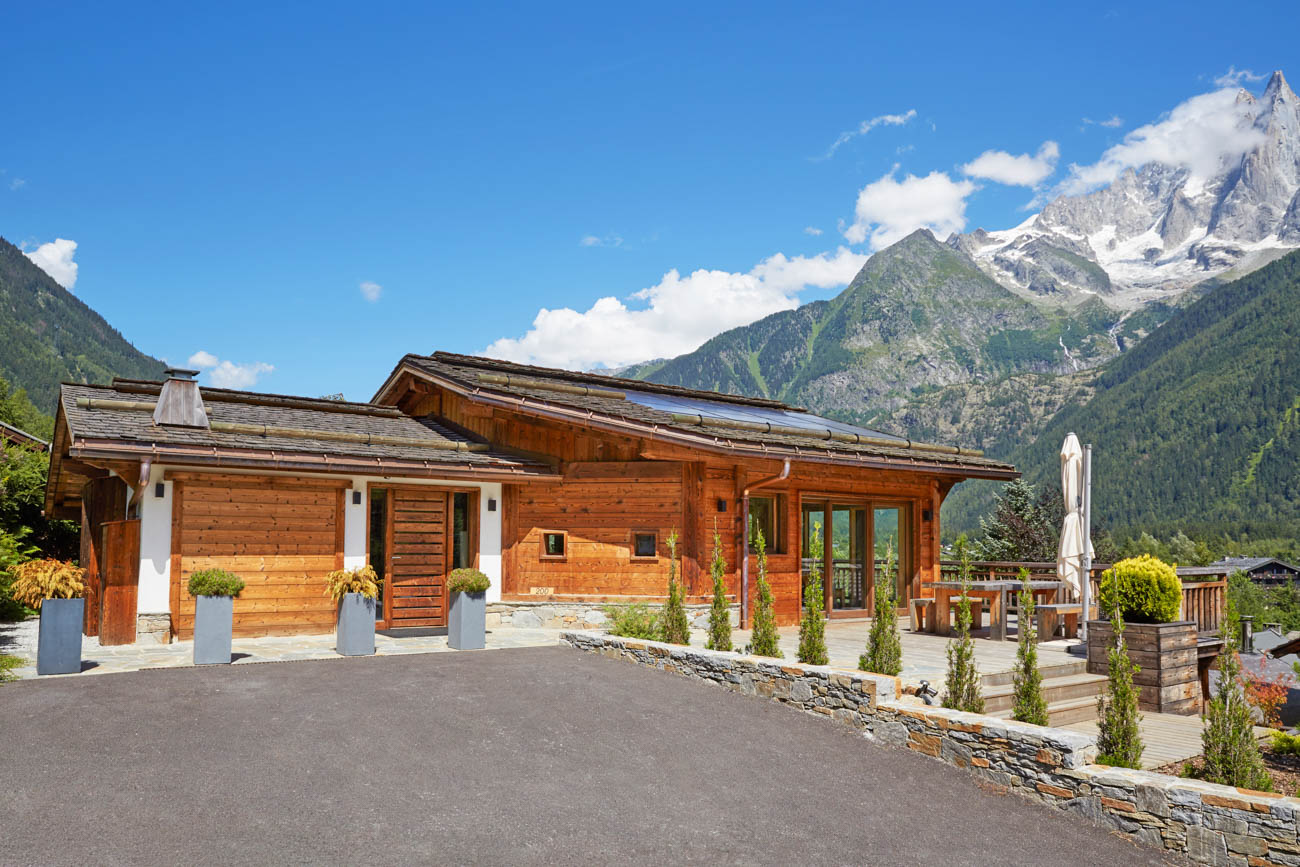 weddings in Chamonix Lodge