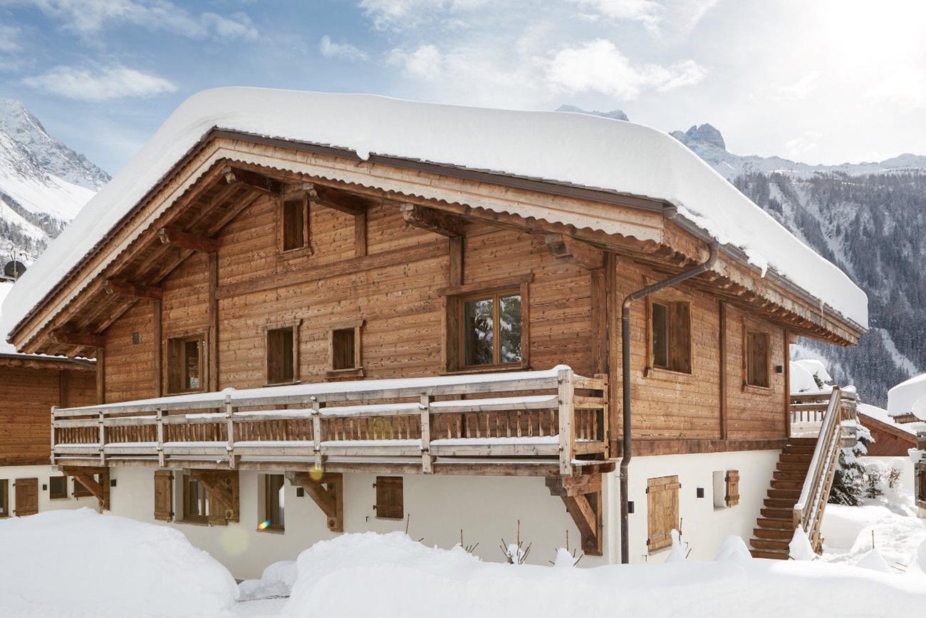 ski accommodation Manis