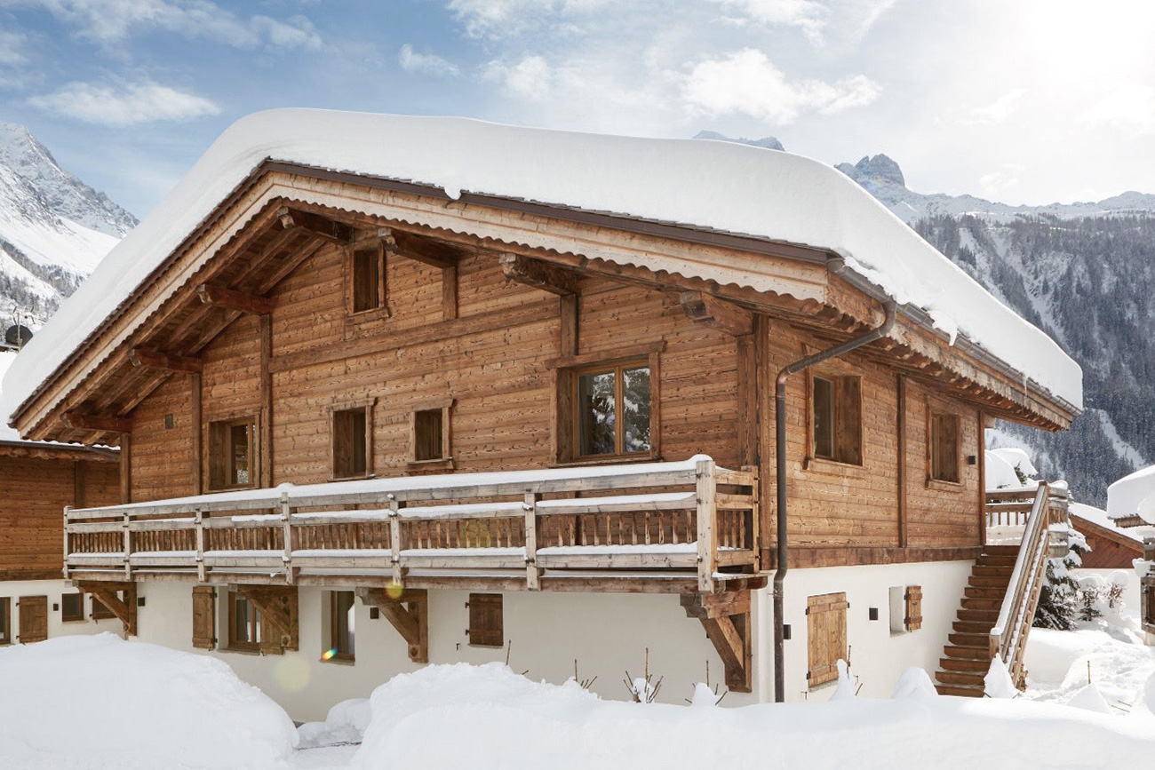 ski accommodation Manis