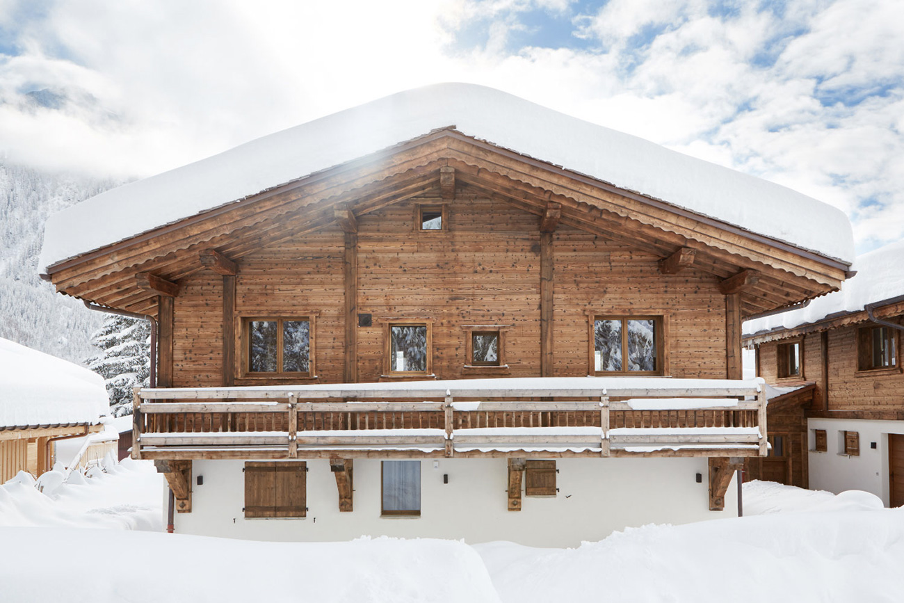 ski resort Chamonix